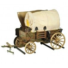 "Indoor Wall Sconces : 19"" Wide Covered Wagon Wall Sconce - #107372 - $693.00"