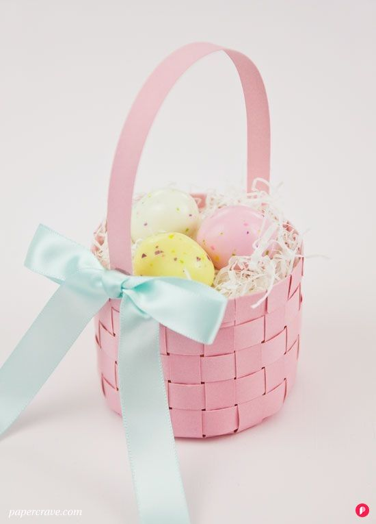 Free Woven Paper Easter Basket Template Tutorial Easter Basket Template Paper Easter Basket Template Paper Easter Basket