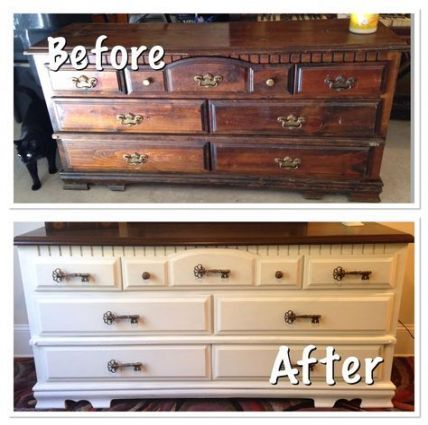 Best Painting Wood Dresser White Annie Sloan Ideas Painting