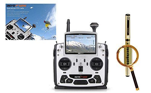 Special Offers - Blueskysea Free Gift Gel Pen  WALKERA DEVO F12E FPV Radio Controller 32ch 5.8G Transmitter Receiver Telemetry for H500 X350 pro X800 RC Drone Quadcopter - In stock & Free Shipping. You can save more money! Check It (April 11 2016 at 11:55AM) >> http://rchelicopterusa.net/blueskysea-free-gift-gel-pen-walkera-devo-f12e-fpv-radio-controller-32ch-5-8g-transmitter-receiver-telemetry-for-h500-x350-pro-x800-rc-drone-quadcopter/