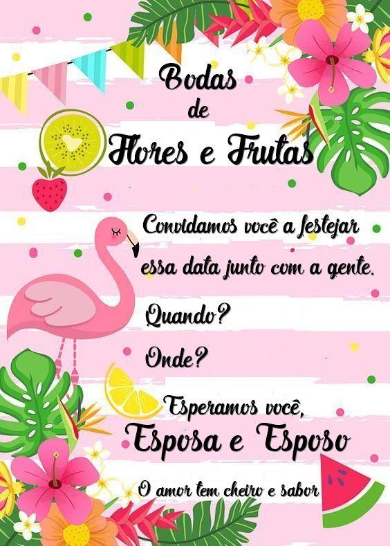 Ideias E Dicas Para Bodas De Flores Ou Frutas Com Imagens