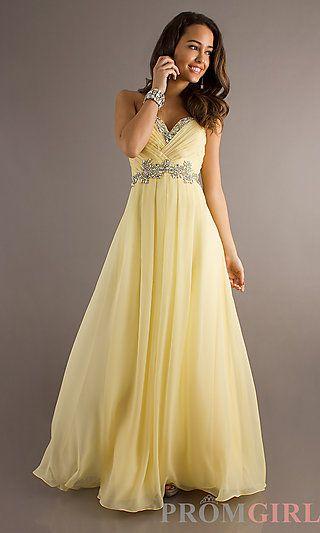 prom -girl -arabian -nights -yellow - Prom Theme: Arabian Nights ...
