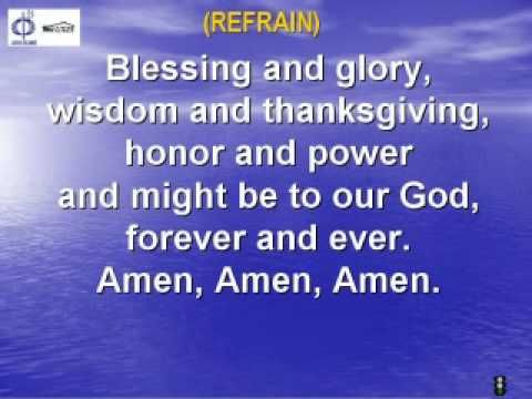 Cfc Glory Songs Youtube In 2020 Songs Praise And Worship Wisdom