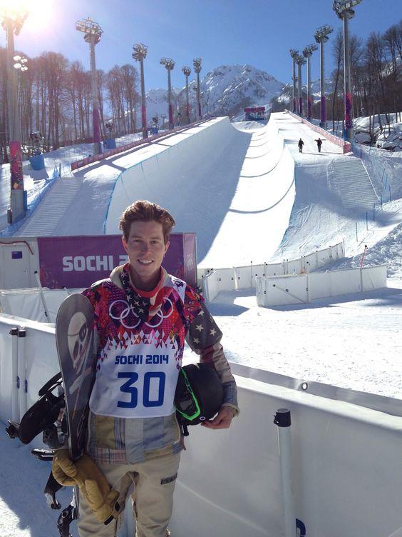 #ShaunWhite #Sochi14