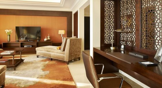Complexe hôtelier Fairmont The Palm - Dubaï, Émirats