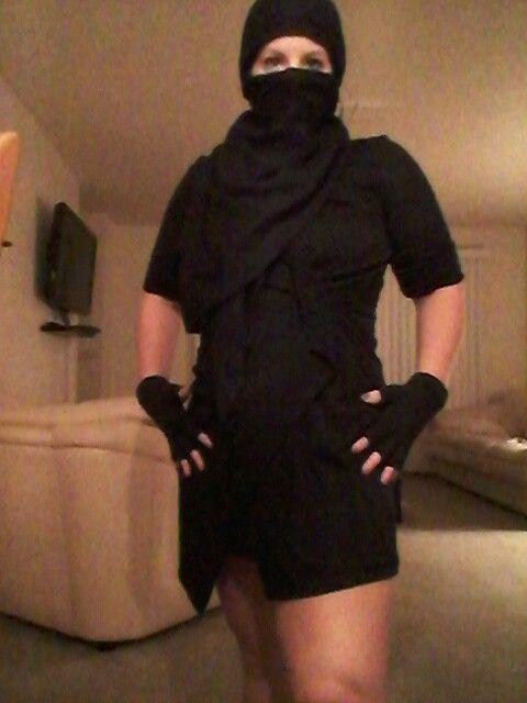 Diy sexy ninja costume diy pinterest diy and crafts sexy and