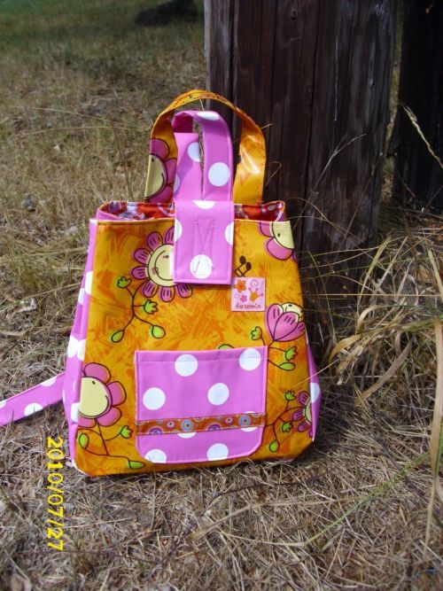 """Kinderrucksack """"Huckepack"""", erhältlich bei Farbenmix"""