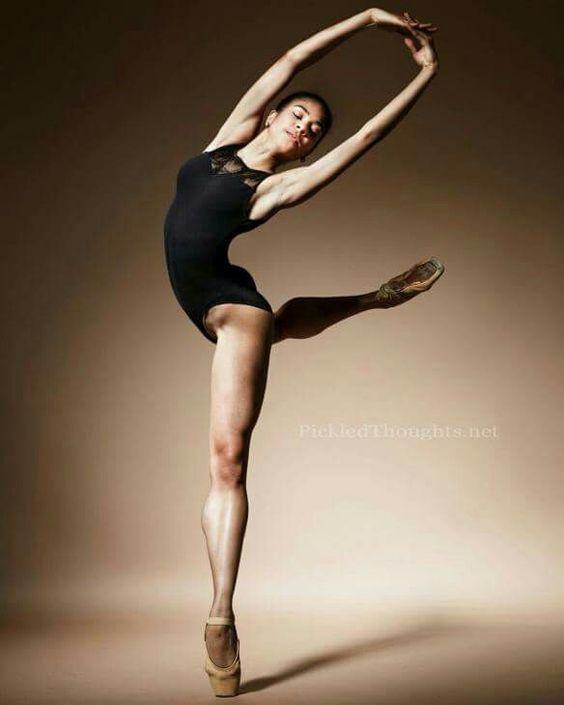 Sherly Belliard | Staatsliche Ballettschule Berlin | Photo by Dean Barucija