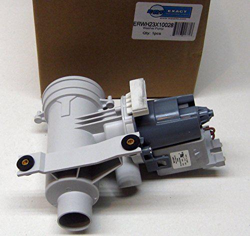 Genuine GE Washer Drain Pump WH23X10028 WH23X10026