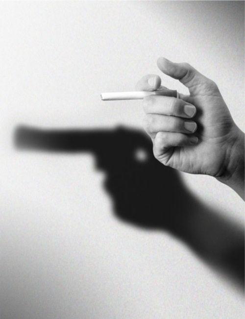 cigarrillo - arma: