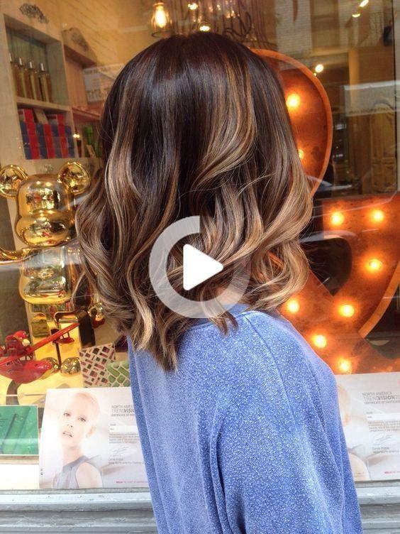 25 Coiffures Lob Etonnantes Qui Auront Fiere Allure Sur Tout Le Monde Coiffure Mi Long Couleurs De Cheveux A La Mode Idees Cheveux Longs