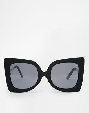 Quay Phebe Square Sunglasses