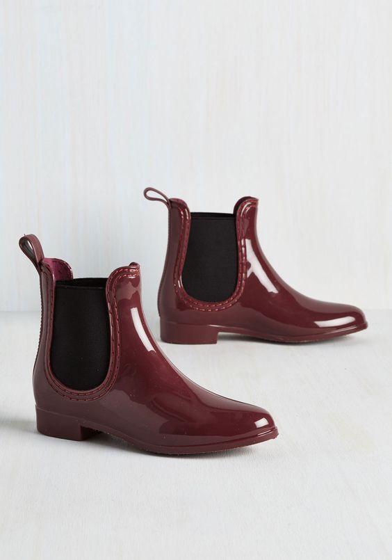 Flawless Rain Shoes
