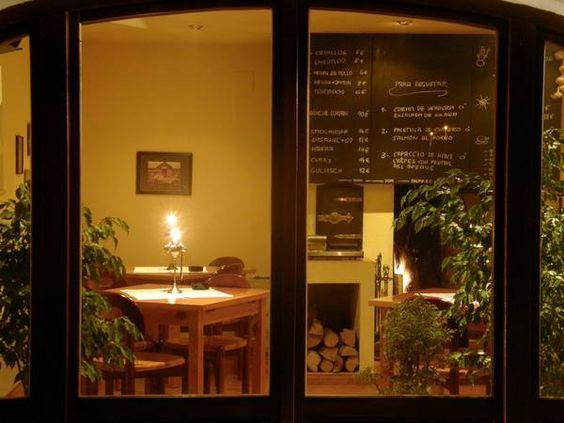 Interior - La Solana - Posada de Caballos - Pequeño Hotel con encanto - Turismo ecuestre