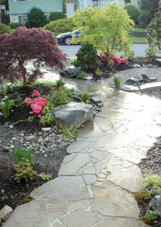 Low Maintenance Garden Decoration Outdoors Pinterest