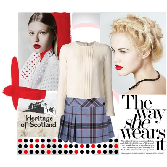 """""""Heritage of Scotland 8"""" by tinasxx on Polyvore"""
