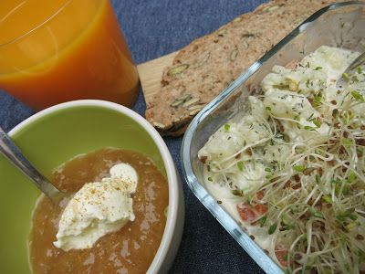 fredagspigen: Mittagessen am Donnerstag