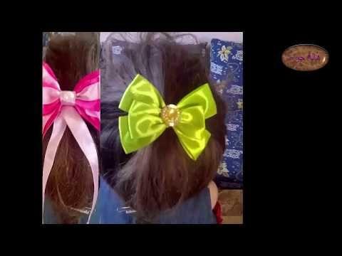 أجمل اكسسوارات الشعر للبنات للعيدجديد الموضة Youtube Fashion