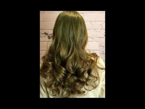 صبغ الشعر بني فاااتح زيتوني توندونص 2020 لون هبال Youtube Long Hair Styles Hair Styles Hair