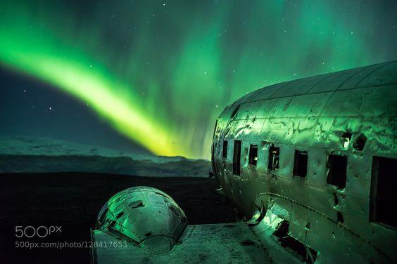 DC-3 Aurora by ozzo. Please Like http://fb.me/go4photos and Follow @go4fotos Thank You. :-)