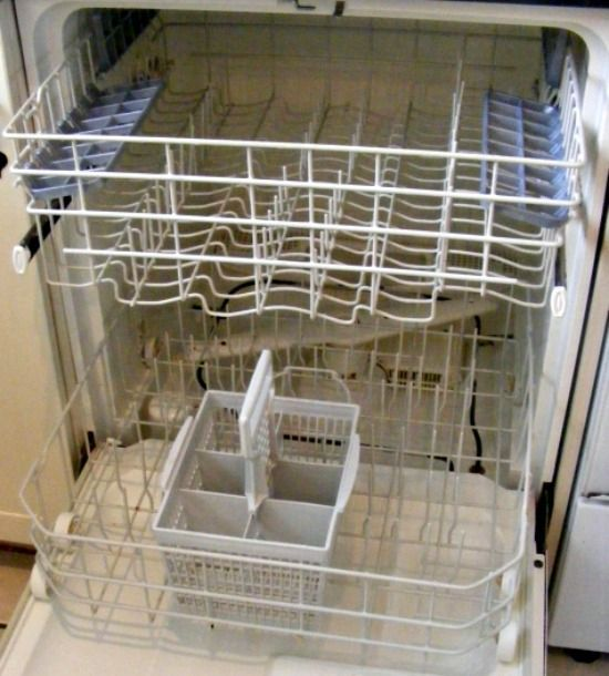 Your Dishwasher May Be Making Your Family Sick Clean Dishwasher