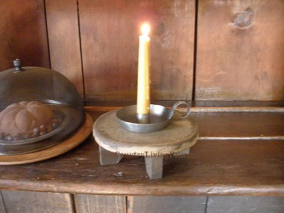 Love this little candle riser!!