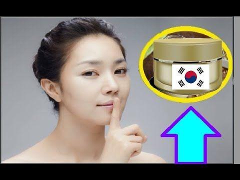 Haz Tu Propia Crema Coreana Para Aclarar La Piel Youtube Aclarar La Piel Remedio Para La Piel Casero Recetas De Belleza