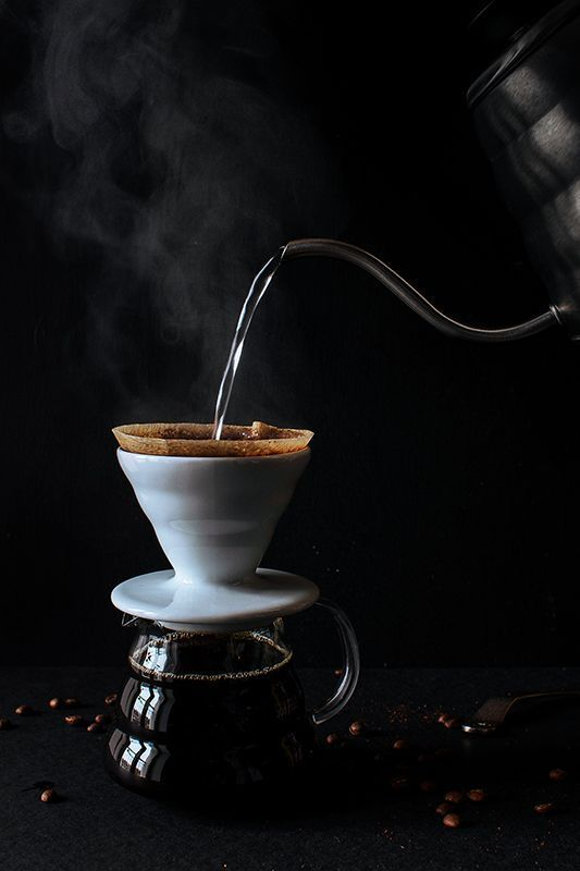 Pour Over Coffee ITCHBAN.com. // Architecture, Living Space & Furniture Inspiration #05