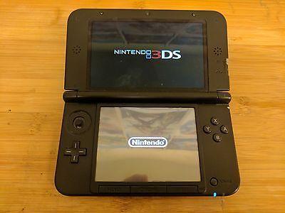 Nintendo 3DS XL Console Red Black See Description https://t.co/udPXhMWDU8 https://t.co/ke2NSJGsUd