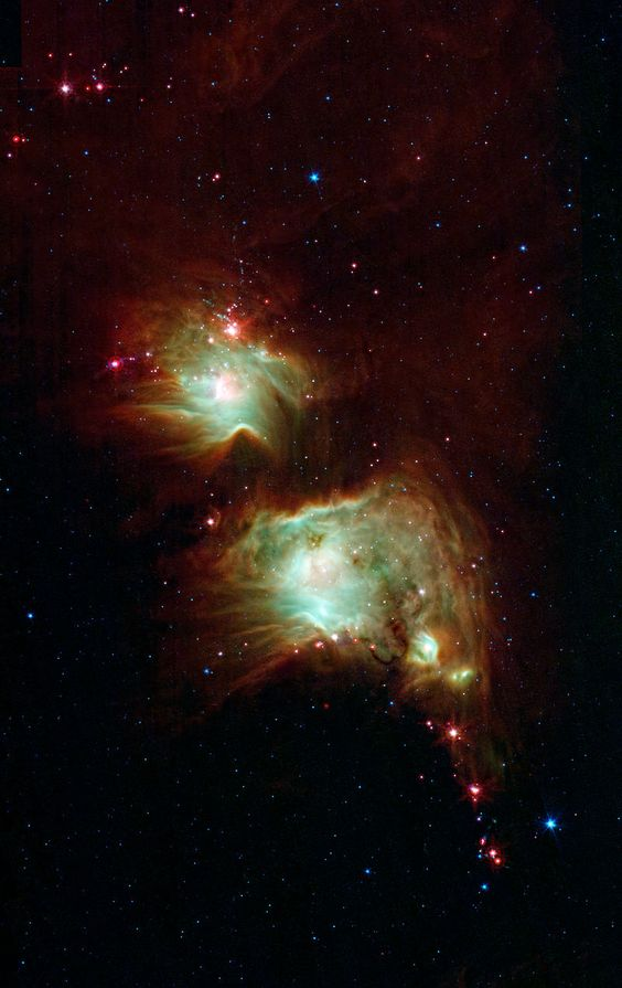 Making a Spectacle of Star Formation in Orion - Messier 78 - Wikipedia…