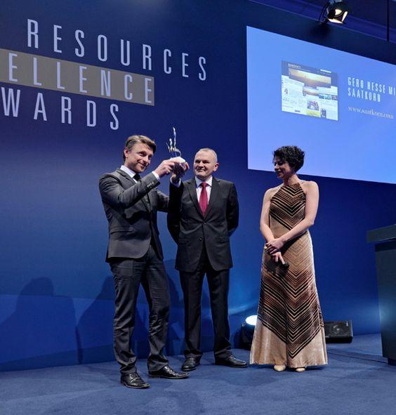 """saatkorn. gewinnt den HR Excellence Award für den """"HR Blog des Jahres"""""""