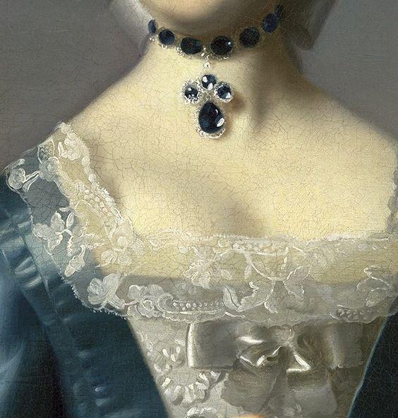 Portrait of Anne Fairchild Bowler by John Singleton- Copley: