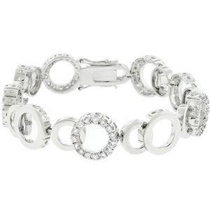 Circle Bijoux 7 Inch Bracelet