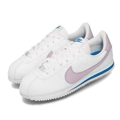 eBay Sponsored) Nike Cortez Basic SL GS White Iced Lilac