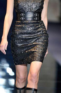 Versace Fall-Winter 2012-13 Fashion Week in Milan