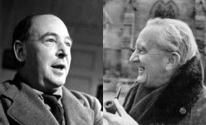 C.S. Lewis and J.R.R. Tolkien