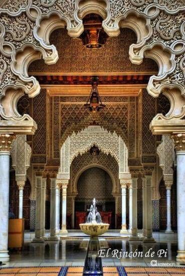 Un pedacito de nuestra hermosa Alhambra, Granada.