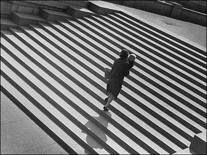 Photo by Alexander Rodchenko  (love how it draws your eye across the page)