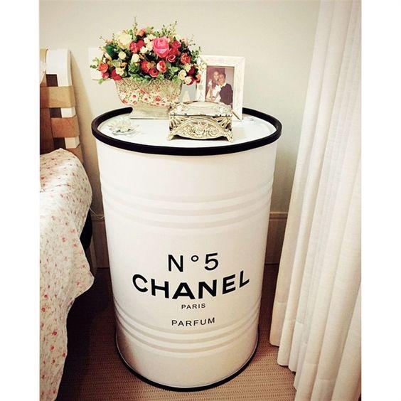 Tambor Chanel Nº5: