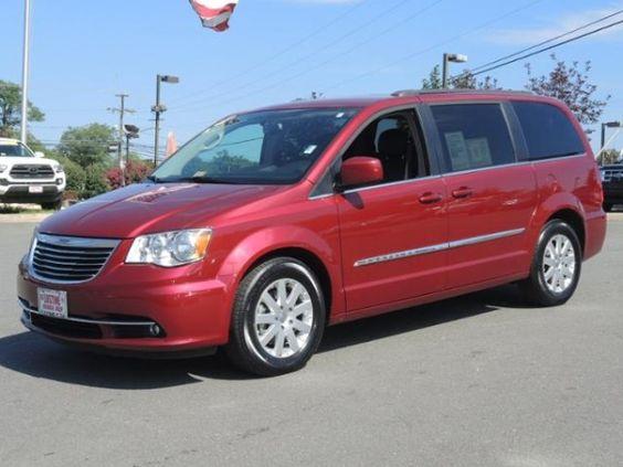 Used 2014 Chrysler Town & Country for Sale in Woodbridge, VA – TrueCar