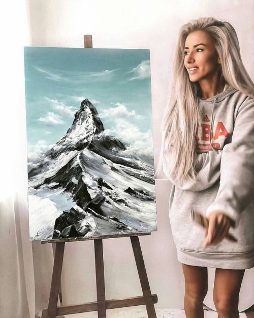 Artwoonz Art By Ig Natalii Kuznetsova Teknoloji Art Painting Diy Art Painting Painting Art Projects