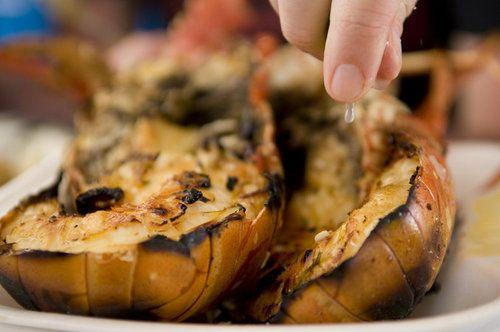 Langouste à la Vanille - Lobster With Vanilla | Rum & Cuisine:
