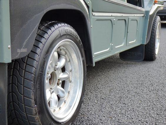 ミニモーク 追加画像|ZOOM CAR COLLECTION ズームカーコレクション
