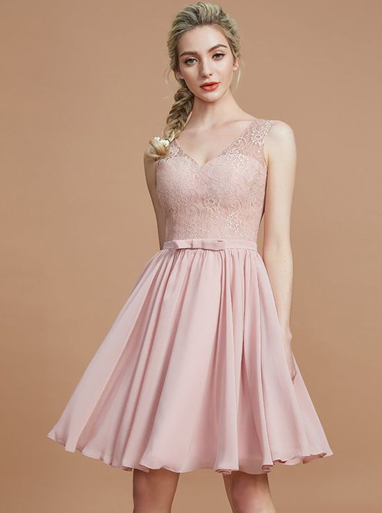 Short Bridesmaid Dresses V Neck Bridesmaid Dress 11360 Short Bridesmaid Dresses Pink Bridesmaid Dresses Short Short Gold Bridesmaid Dresses