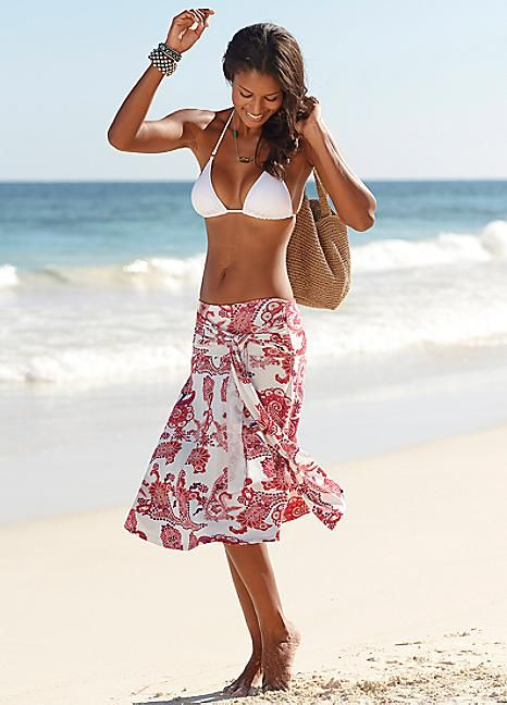 LASCANA 5 Style Beach Dress