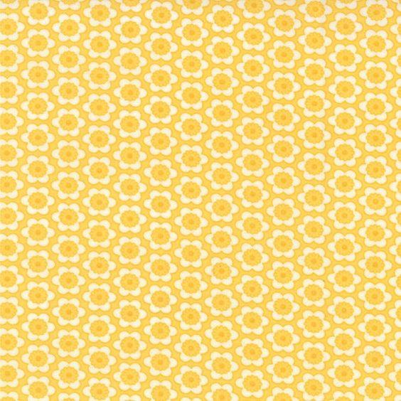 High Street 11474-13 Lemonade Daisy by Lily Ashbury for Moda