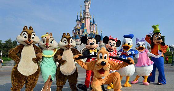 149€ | -40% | #Paris - #Familienspaß im #Disneyland® #Paris und #Walt #Disney #Studio