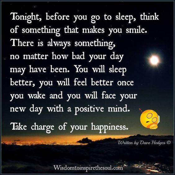 Wish you all a good night.xxx