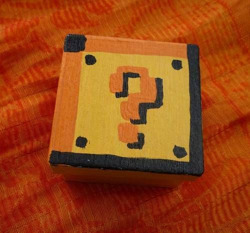 Awesome question mark box, from Kodanroxydogs.