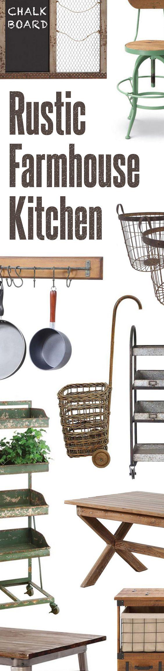 Cuisines rustiques, rustique and cuisines on pinterest